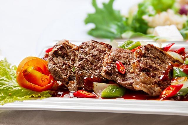 ערך תזונתי של בשר: איך משלבים אותו בתפריט?